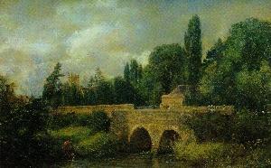 John Constable R.A. at Gillingham