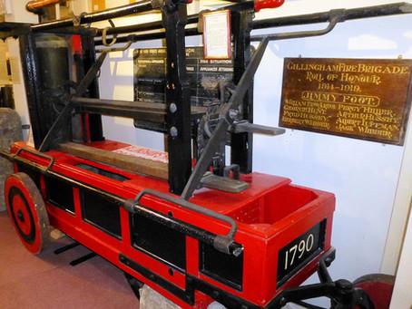 Gillingham's Fire Engines