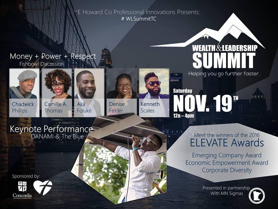 Wealth and Leadership Summit