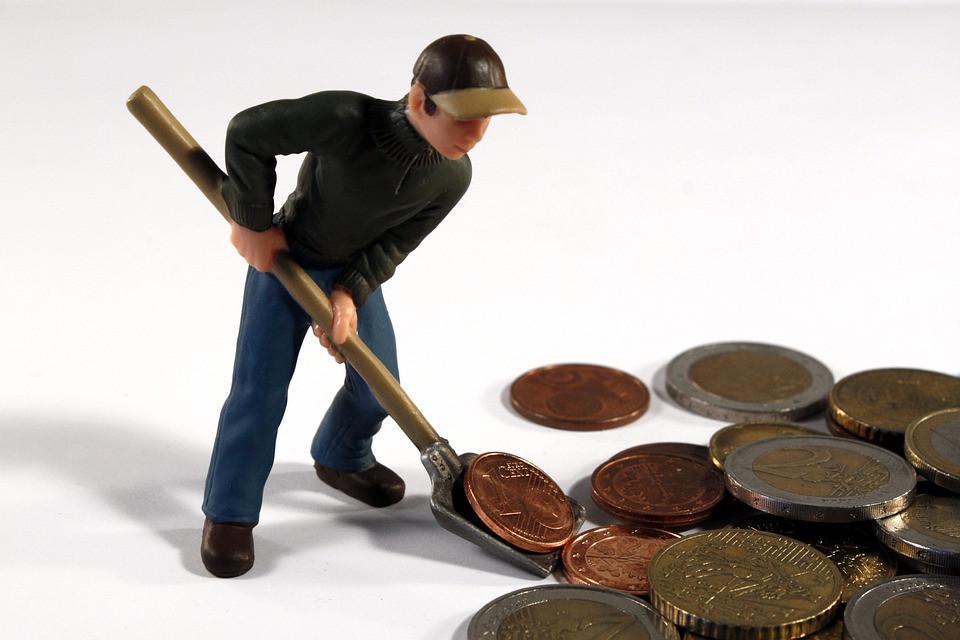 Work Equals Money