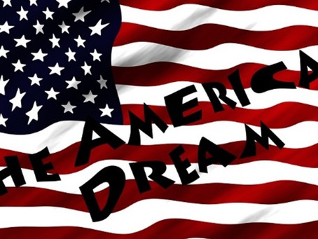 "Hello, America!  What is your ""Dream""?"