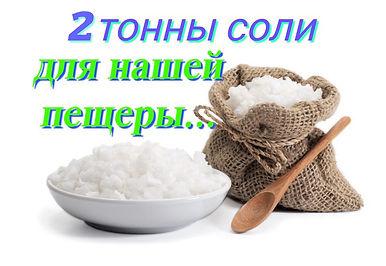 2 тонны соли