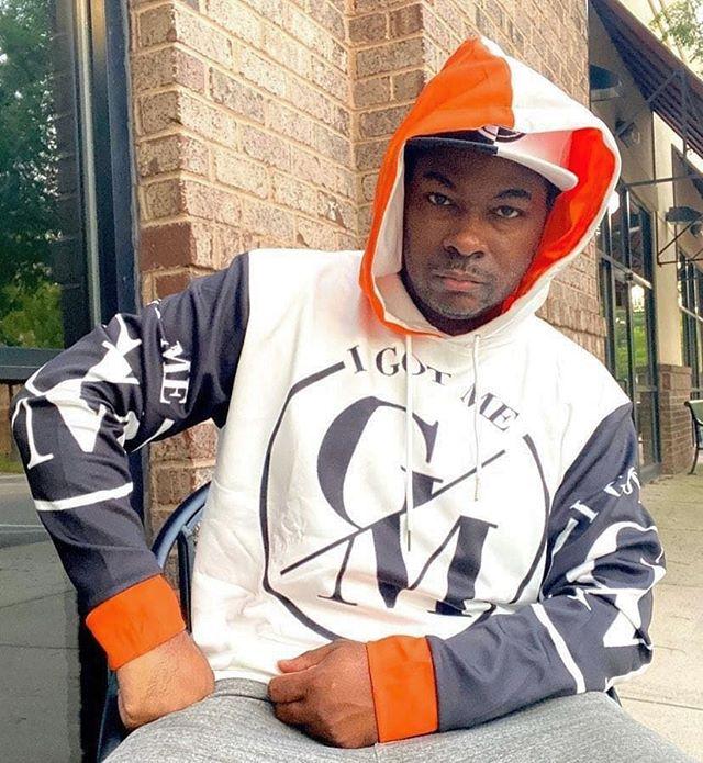 My G @djbrorabb iGMC Hoodie