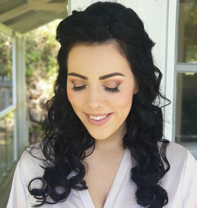 Bec's beautiful sister and bridesmaid