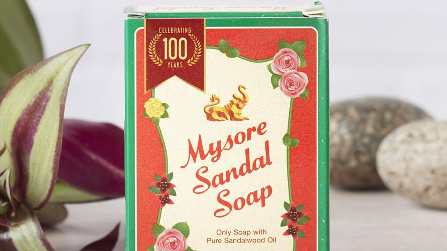 Mysore Sandalwood Soap