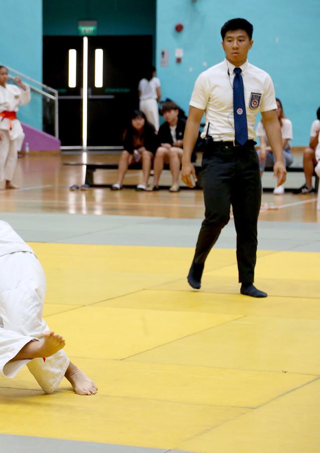 SJF Cadet/Junior Championship 2019