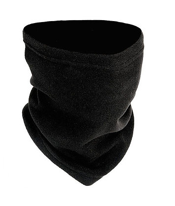 Pistachio Neck Warmer Black