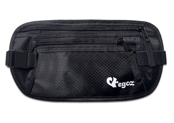 Resell - Cashew Waist Bag Black