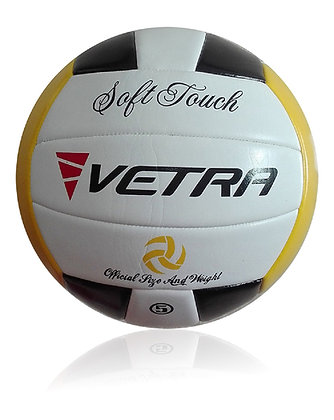 Soft-Touch Volleyball Yellow/Black
