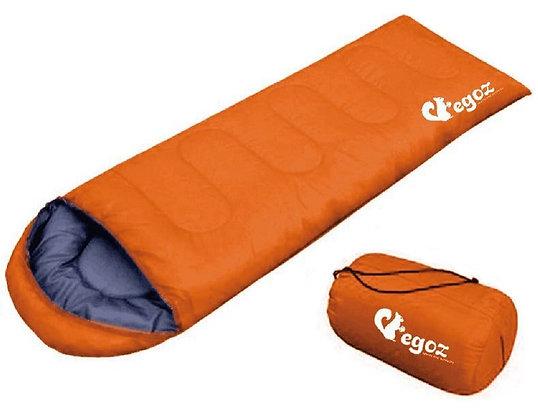 Resell - Peanut Sleeping Bag Orange