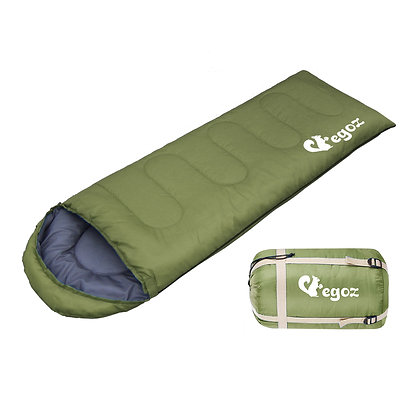 Resell - Peanut Sleeping Bag Army Green