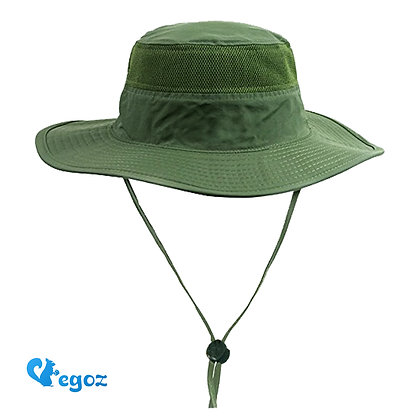 Resell - Coconut Sun Hat Army Green