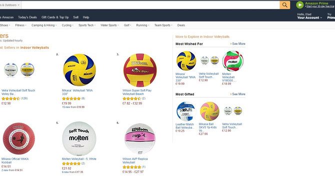 Vetra Soft Touch Volley Ball Rank As one of 2016's best indoor volleyball in Amazon