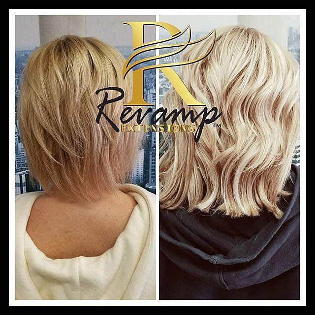 Best Hair Extensions Las Vegas Human Hair Revamp Hair Extensions