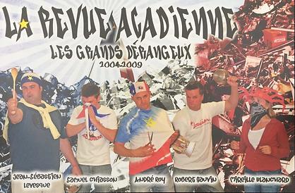 Affiche - Revue Acadienne - 2010