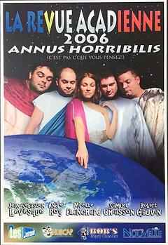 Revue Acadienne 2006