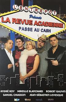 Affiche - Revue Acadienne 2007