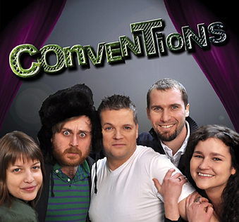 Affiche - Conventions
