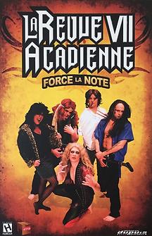 Affiche - Revue Acadienne 2008