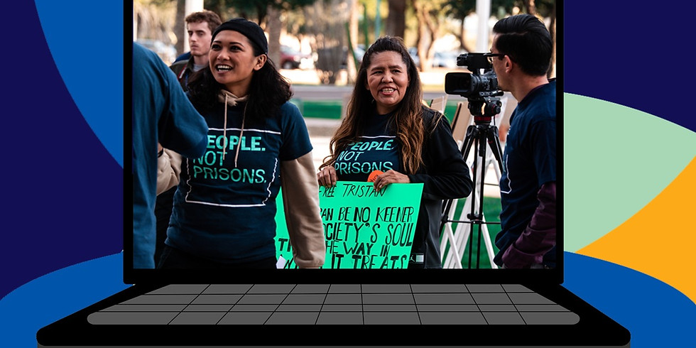 People Not Prisons Virtual Vigil