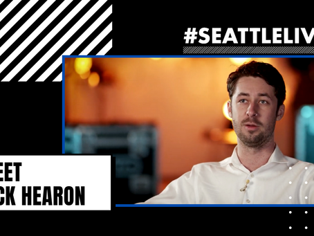 Meet Nick Hearon, Business Development Manager at #SeattleLives