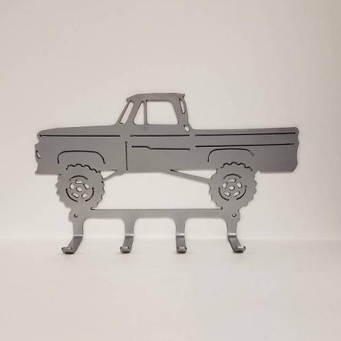 Jacked Up 4WD 60's C10