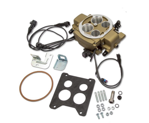 Holley Sniper EFI Self-Tuning Fuel Injection Systems 550-869 Gold