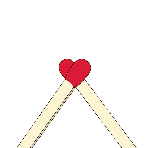 Orit Fuchs, Love is Love, 2017