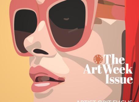 Artist Orit Fuchs interprets contemporary culture