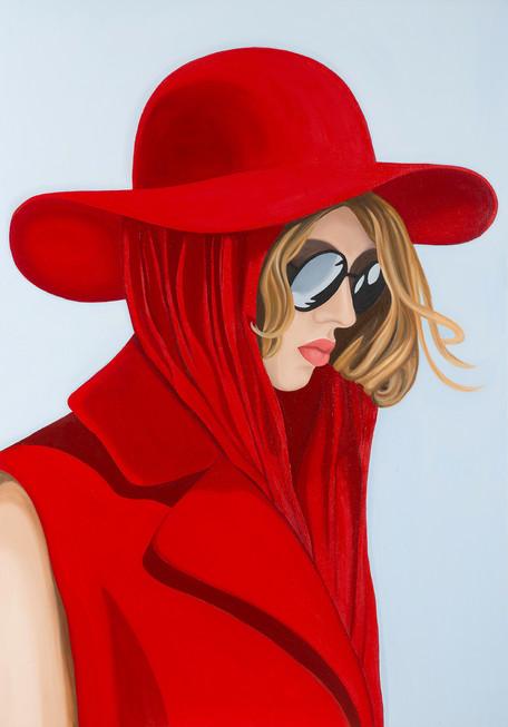 Orit Fuchs, RED WOMEN, 2014