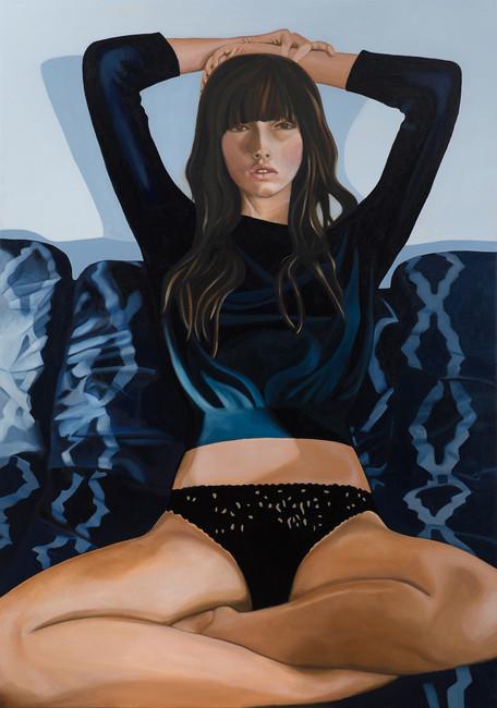 Orit Fuchs, The Blue, 2014