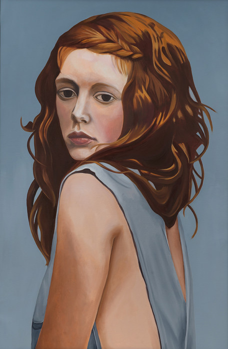 Orit Fuchs, RED HEAD, 2015
