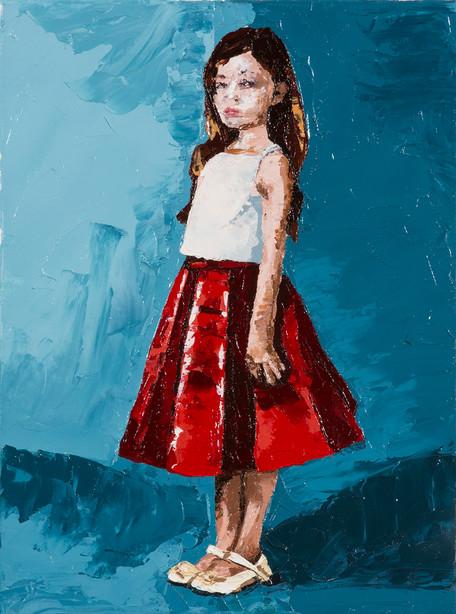 Orit Fuchs, GIRL 1, 2107