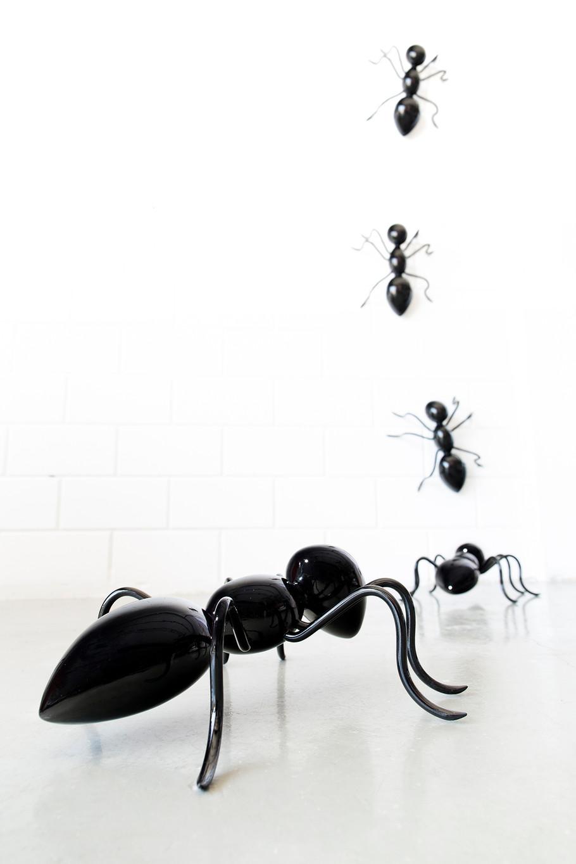 Orit Fuchs, Lady Ant, 2017