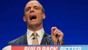 Tory justice secretary Dominic Raab thinks misogyny can be a 'woman against a man'