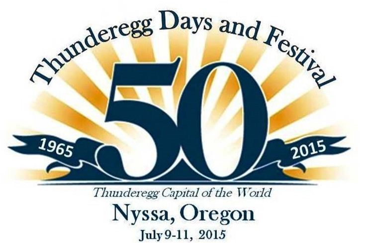 Mark your calendars for summer's best event...Nyssa's Thunderegg Days!