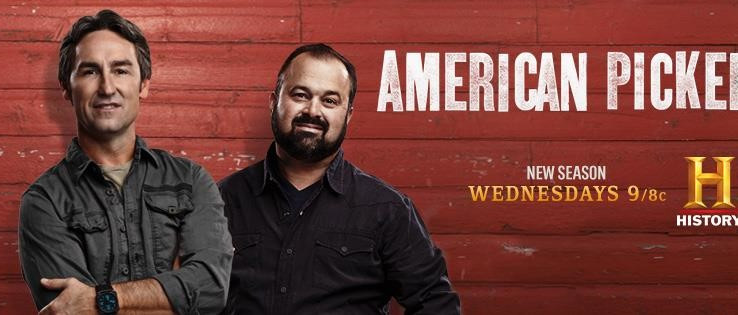 AMERICAN PICKERS To Film In OREGON