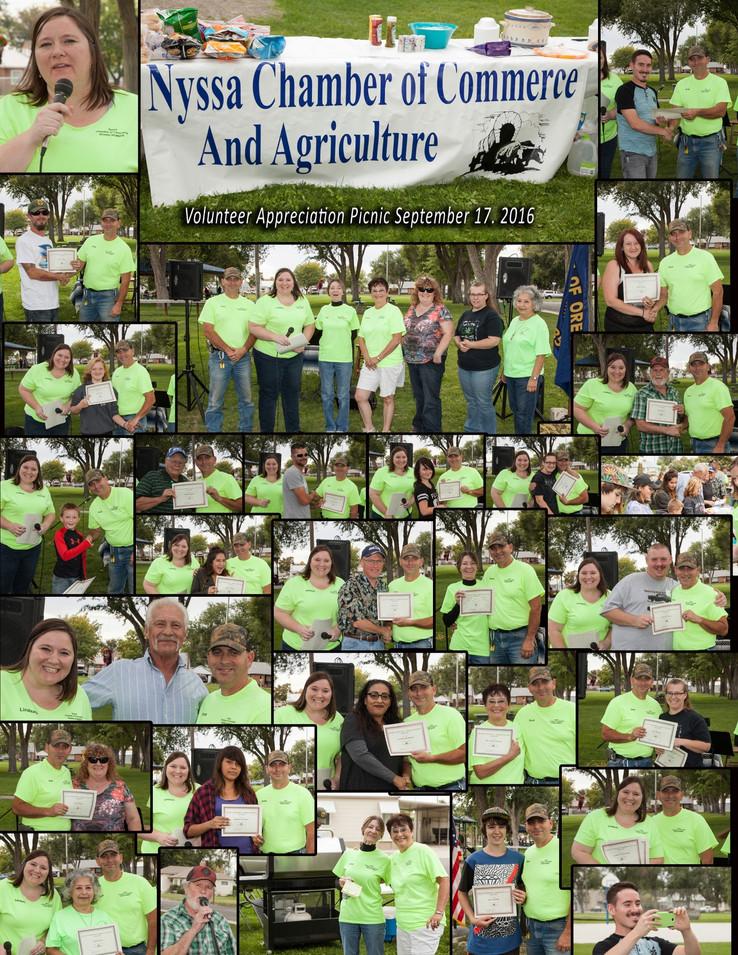 Volunteer Appreciation Picnic!