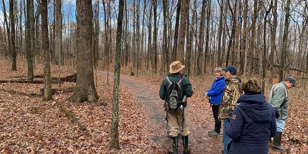 Fall Ecology Hike