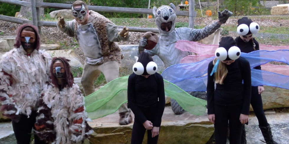 Halloween Safari