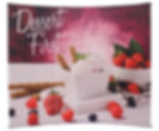 Pronto Banner Stand, bannerstand, tradeshow graphic, portable