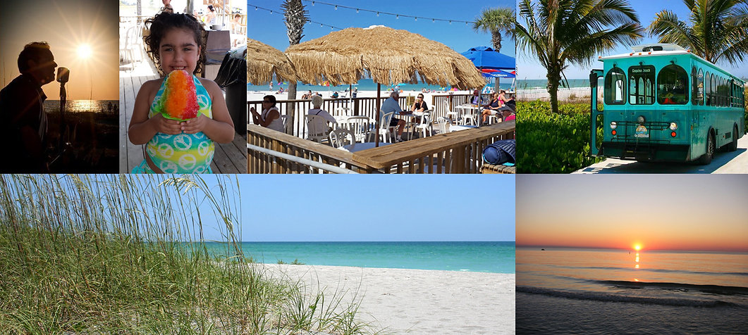 coquina beach cafe, casual waterfront dining on anna maria island