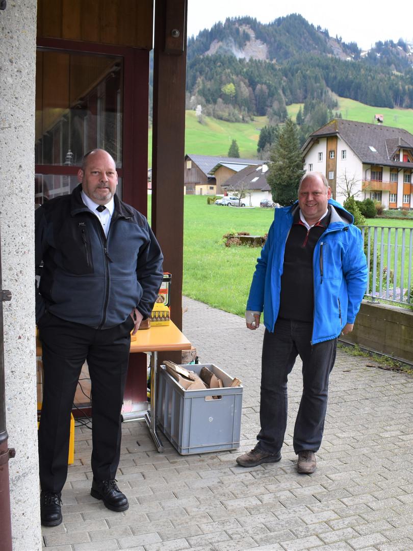 Kaffeebar Urs und Hermann