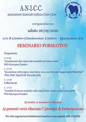 Locandina Seminario Marsciano 26-09-2020