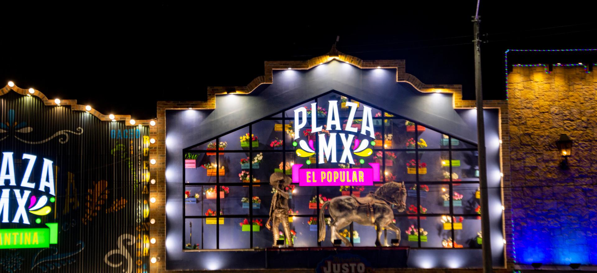 Plaza MX El Popular