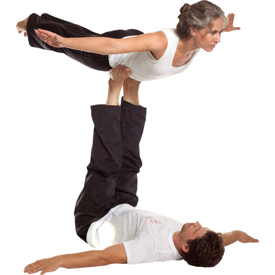 Pa-Kua Acrobatics