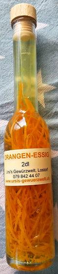 Orangen-Essig