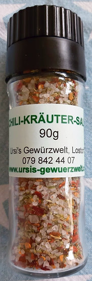 Chili-Kräuter-Salz