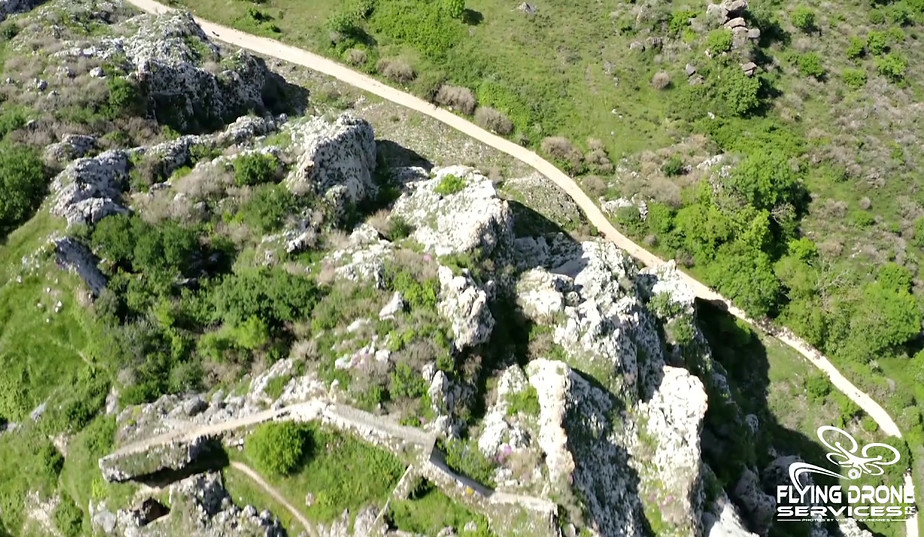 [Vidéo Drone N°8] - Château de Roquefixade - 21/05/2020  ROQUEFIXADE (09) - FRANCE DJI MAVIC 2 PRO