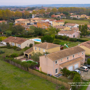 Maison T5 - 28/10/2019 GRENADE S/GARONNE (31) - FRANCE DJI MAVIC 2 PRO